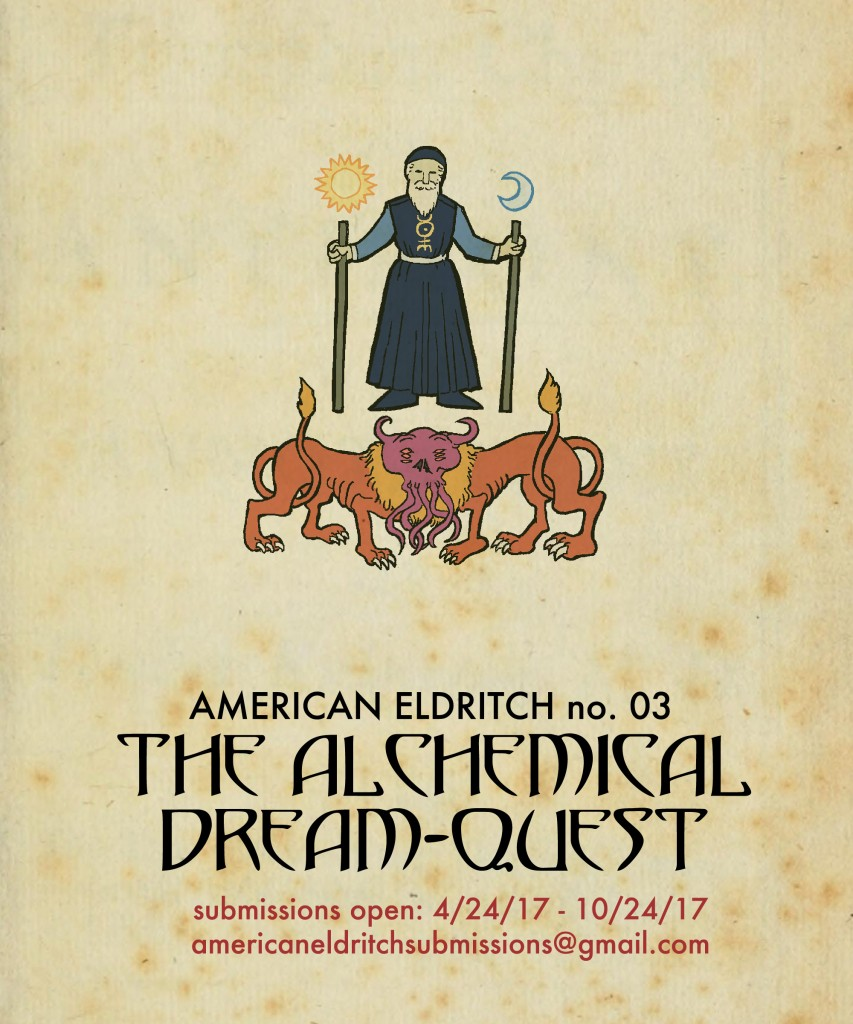 The Alchemical Dreamquest Submissions