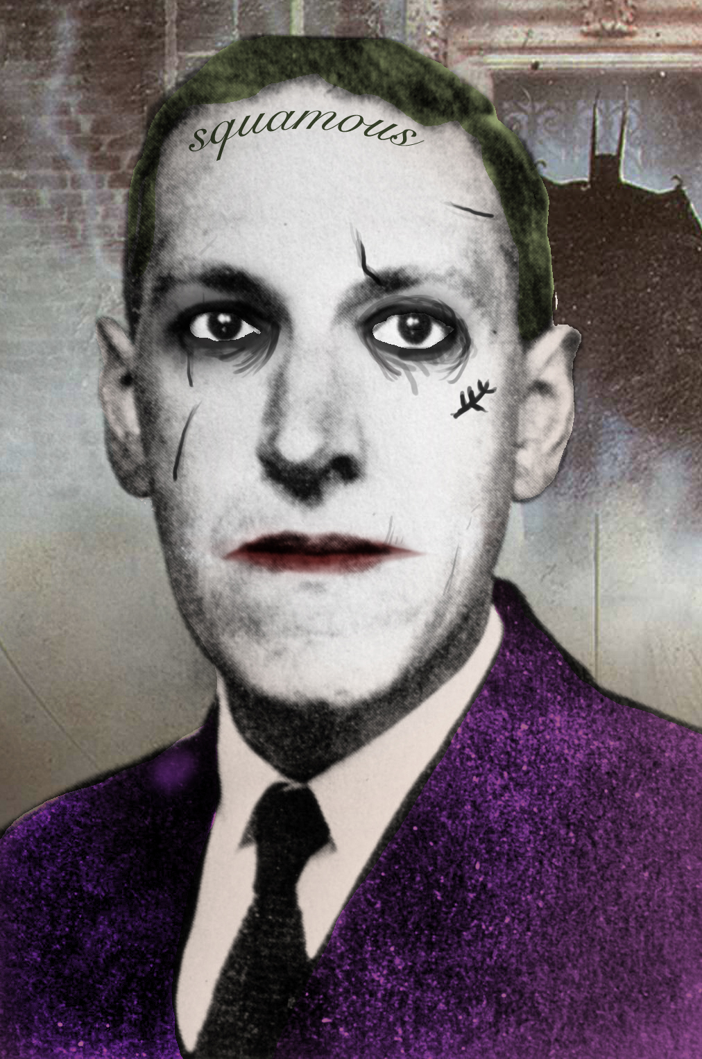 hp lovecraft  lovecraft joker