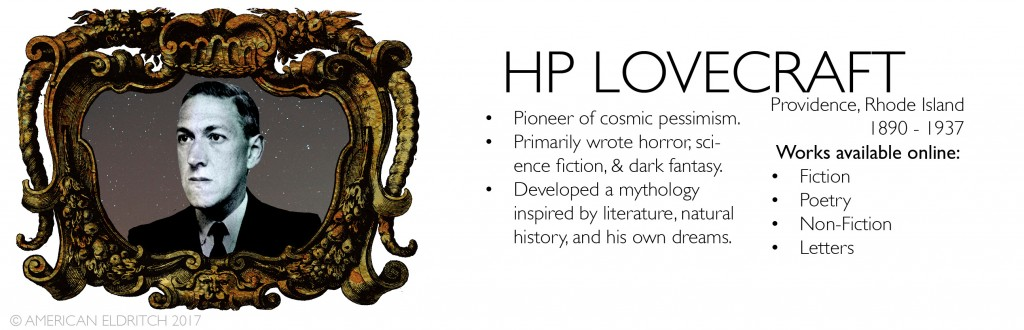 Lovecraft Banner