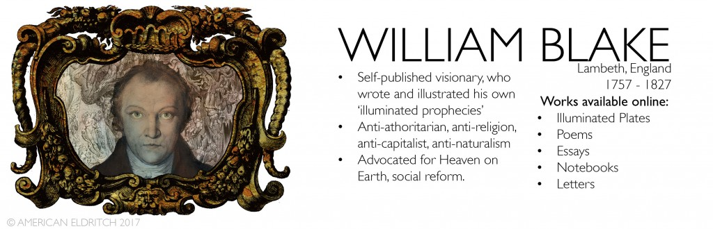 William Blake Banner