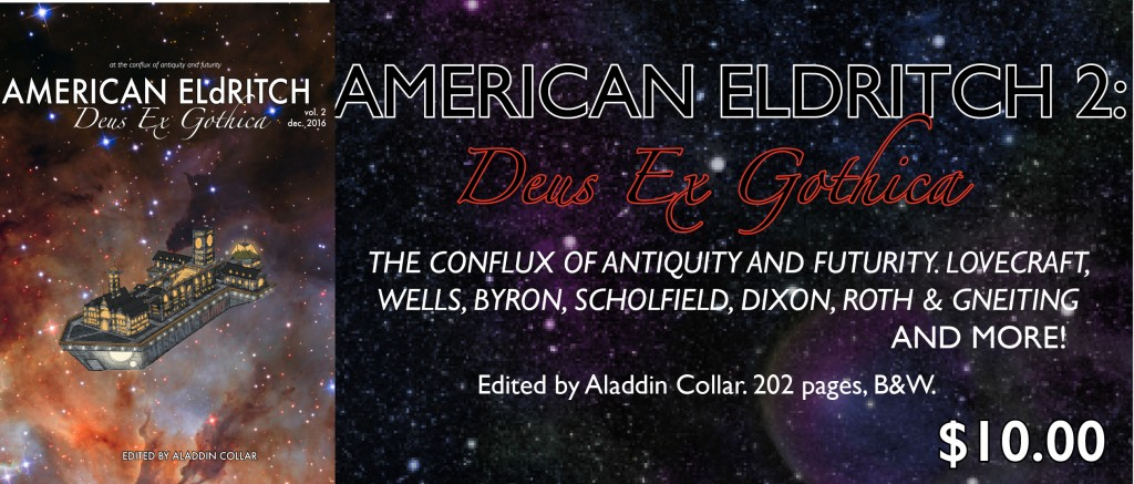 American Eldritch 02: Deus ex Machina Card