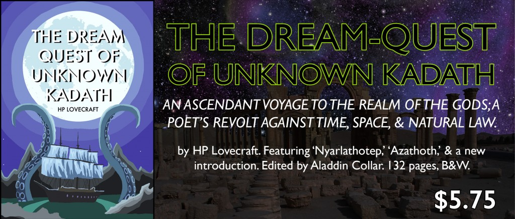 The Dream-Quest of Unknown Kadath card